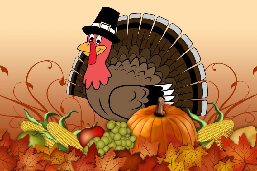 3D Thanksgiving HD Wallpapers.