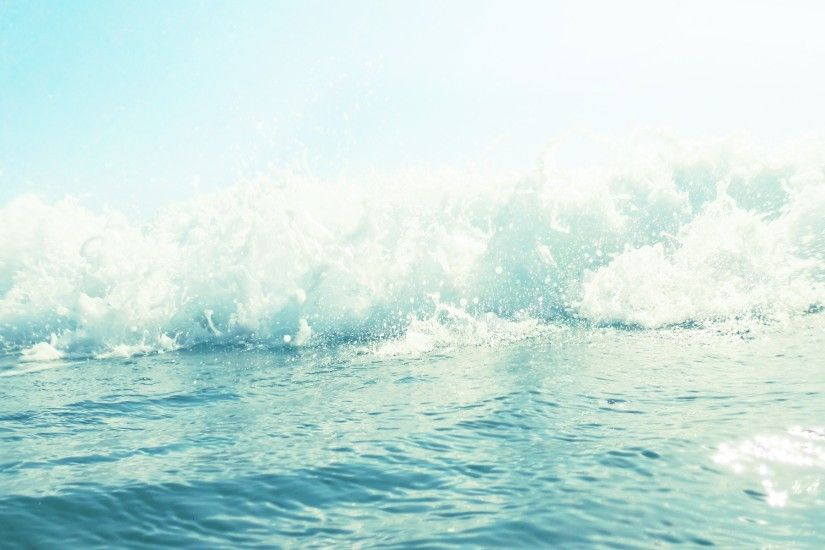 ocean desktop background. Â«Â«
