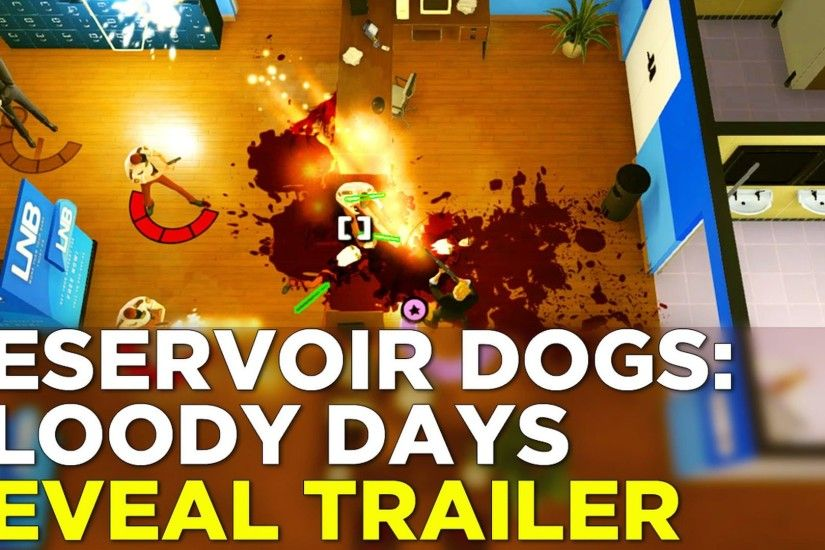 There's a new Reservoir Dogs video game, and it actually looks cool -  Polygon