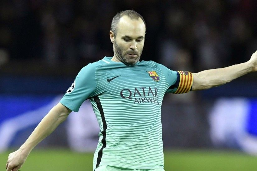 Iniesta was part of the Barca XI that switched to an unfamiliar take on  3-4-3 at the Vicente Calderon, but maintains Luis Enrique still has the  dressing ...