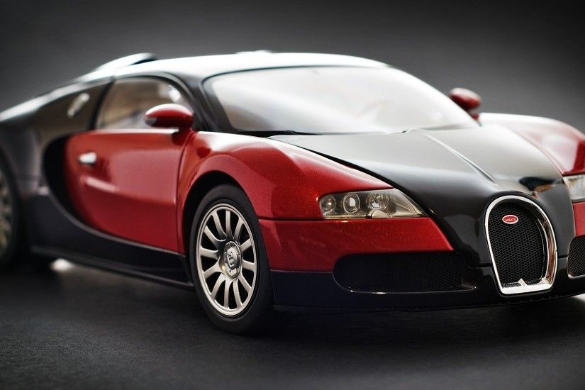 ... Red and Black Bugatti Veyron Wallpaper EasOtl ...