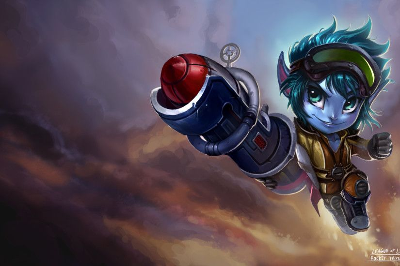 41 Tristana (League Of Legends) HD Wallpapers | Backgrounds - Wallpaper  Abyss - Page 2