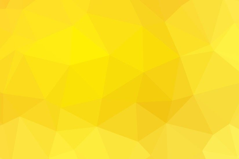 Polygonal Triangles Shades Yellow Background Geometric - Free Stock Photos,  Images, HD Wallpaper