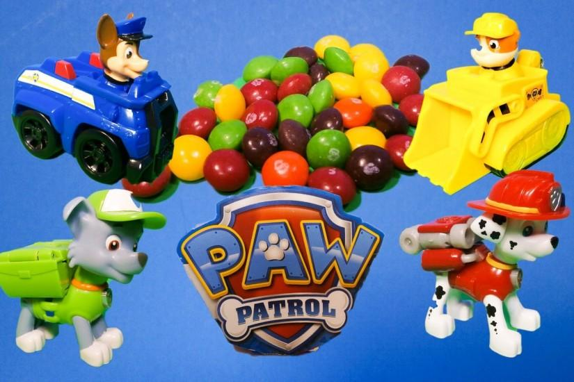 Paw Patrol Chase Toy