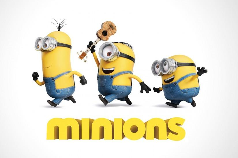full size minions wallpaper 1920x1200 tablet