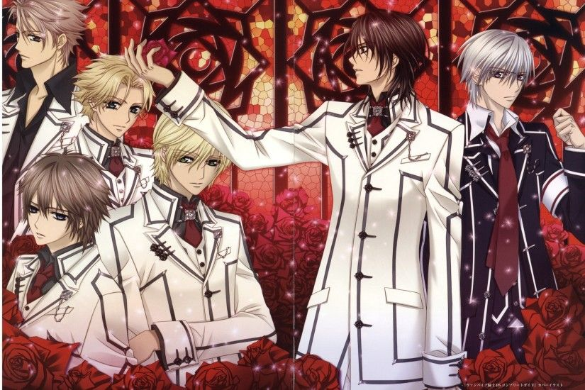 Vampire Knight ending waiting images Vampire Knight guys HD wallpaper and  background photos