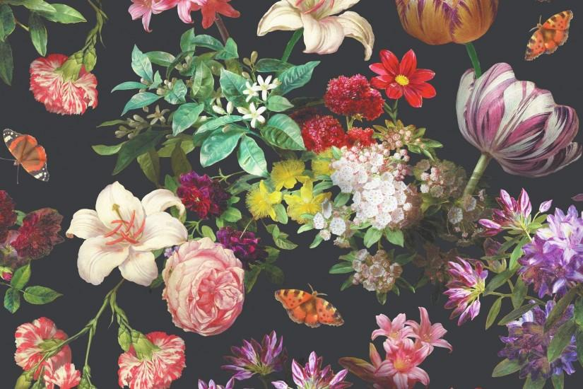 ... Vintage Floral Wallpaper For Sale New HD Collection ...