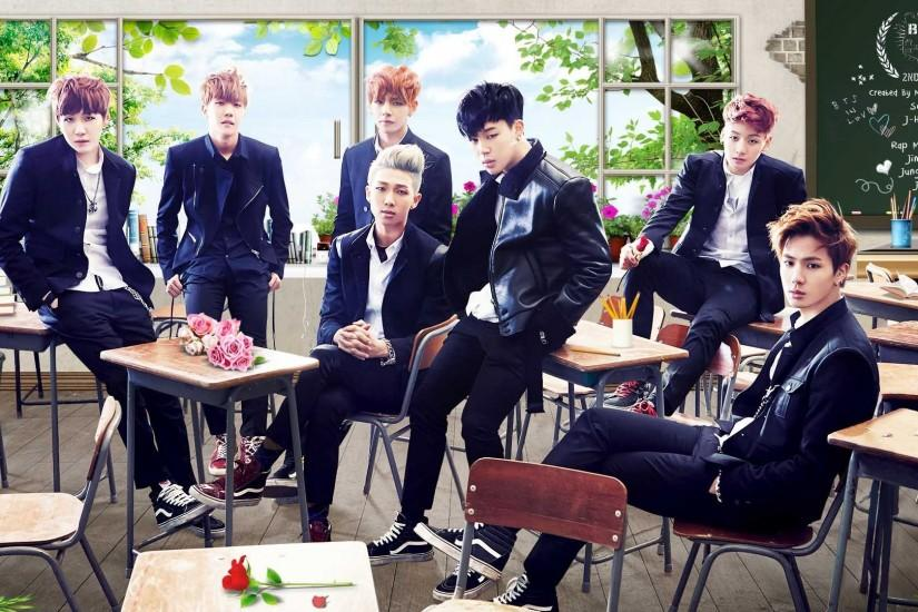 Bulletproof Boy Scouts bts kpop hip hop r-b dance wallpaper background