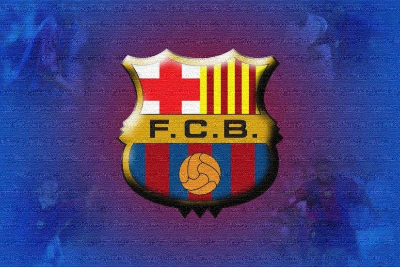 Fc Barcelona Logo Wallpaper U00b7 U2460 WallpaperTag