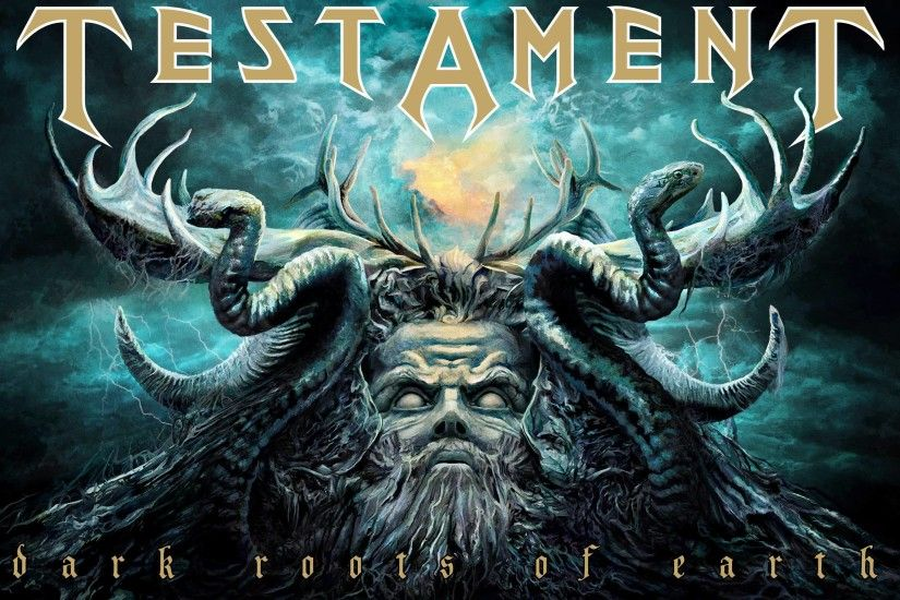 Testament Thrash Metal Band Wallpaper