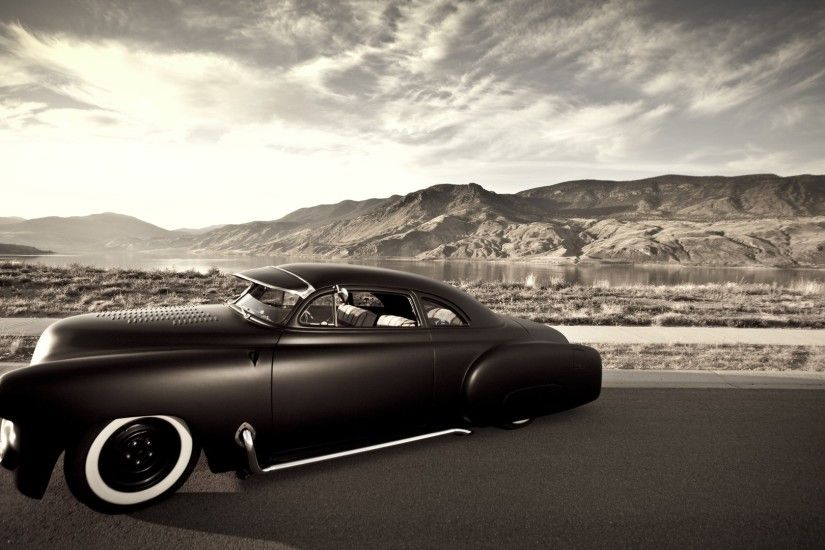 Rat Rod Wallpapers