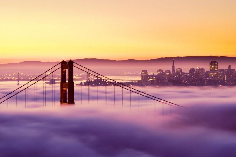 large san francisco wallpaper 2560x1600 for windows