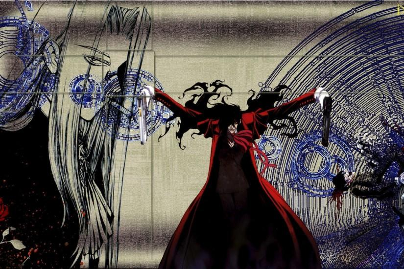 download free hellsing wallpaper 2560x1600 for ipad 2