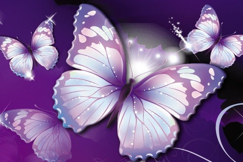 0 Pink Butterfly Wallpaper Flower Pink Butterfly Wallpaper Images