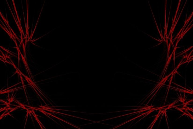 Image for Abstract Art Black and White Red Wallpaper HD Background .