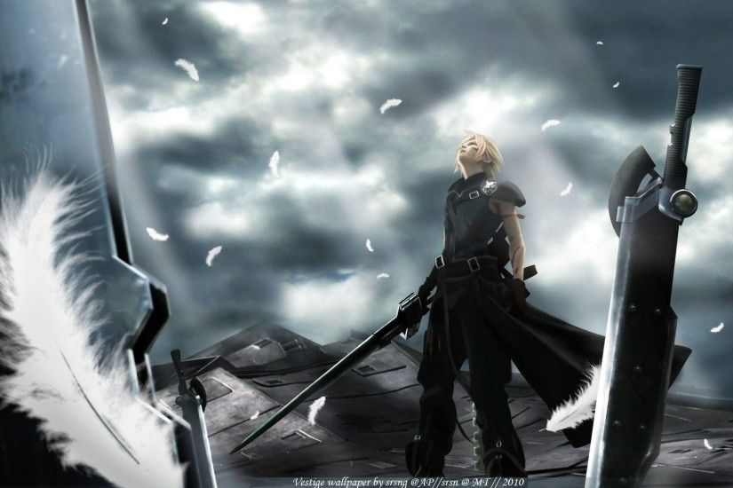 Free Download Final Fantasy Vii Advent Children Wallpapers For .