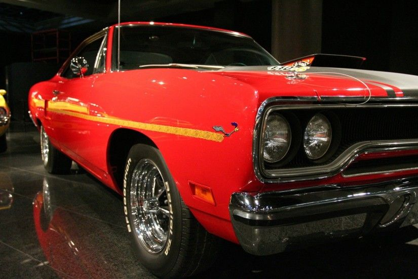 Plymouth Road Runner muscle classic wallpaper x 1920×1200