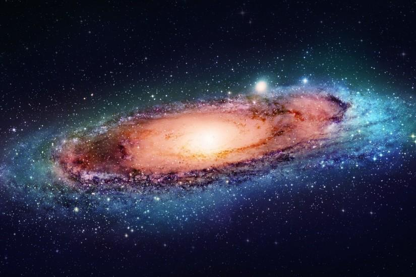 Andromeda Galaxy Space Wallpapers - 1920x1080 - 756529
