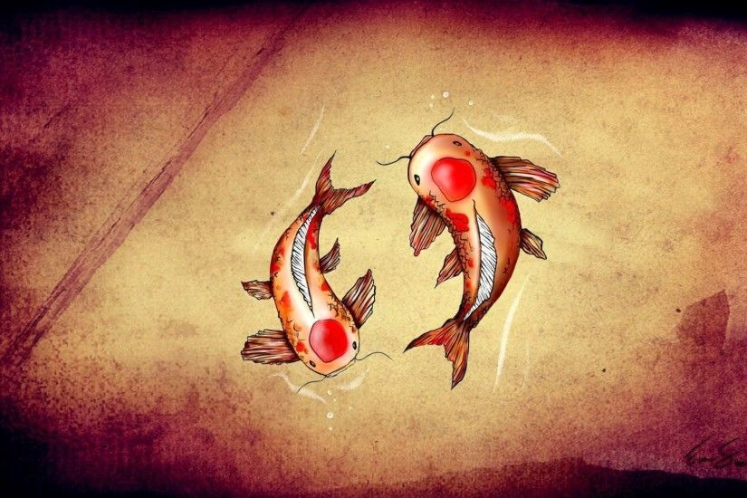 Koi Fish Wallpaper 129483 High Definition Wallpapers | Suwall.
