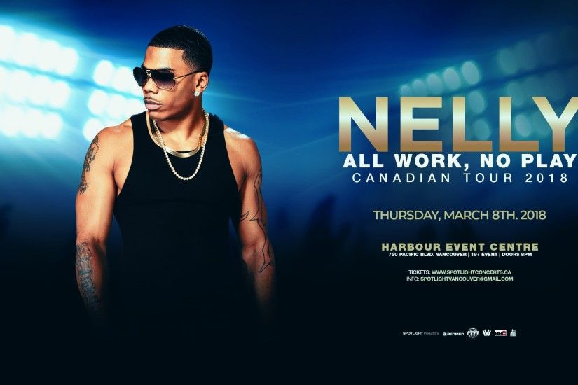 NELLY Live in Concert – Click on image for tickets