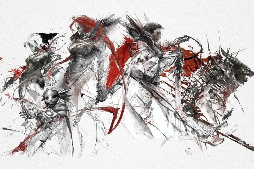Guild Wars 2 wallpaper - Game wallpapers - #