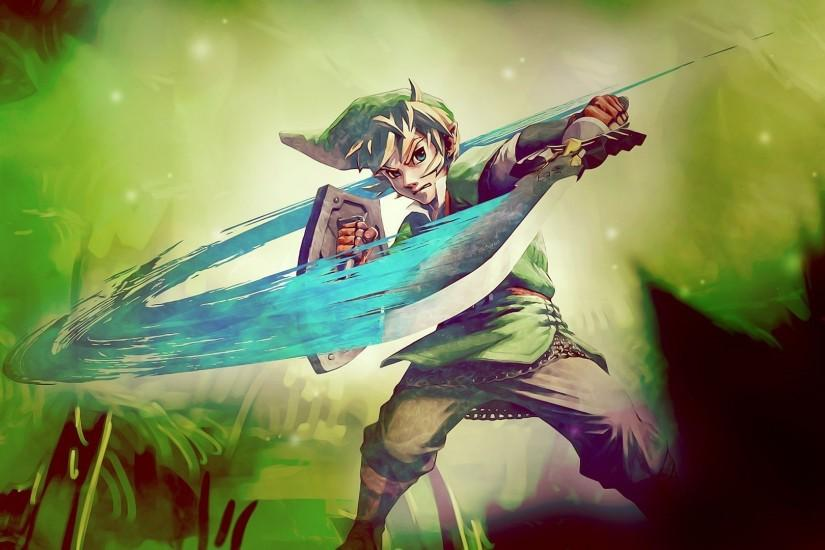 free legend of zelda wallpaper 1920x1080