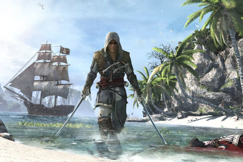 Assassin's Creed 4 Jackdaw Edition (PS4): Amazon.co.uk: PC & Video Games