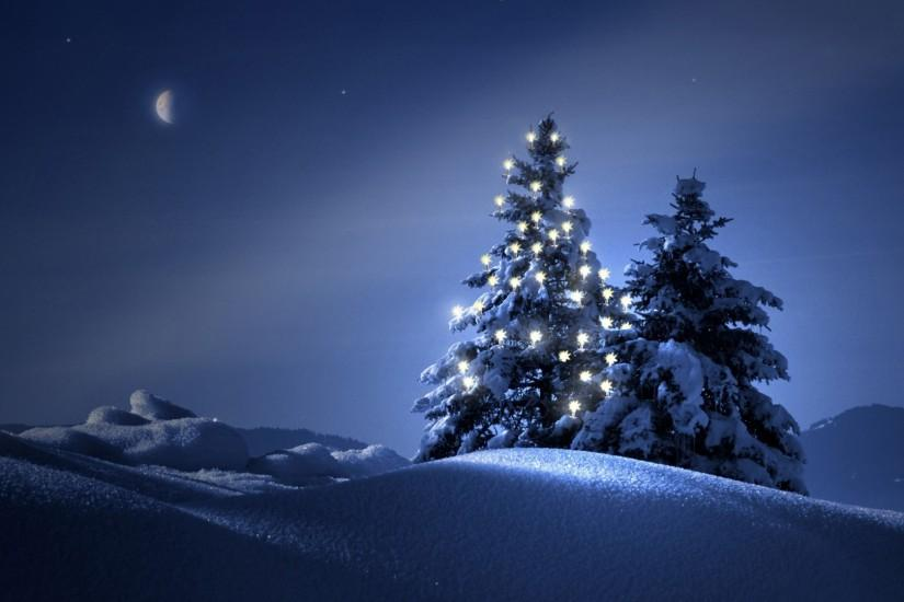 christmas tree wallpaper 1920x1080 for pc