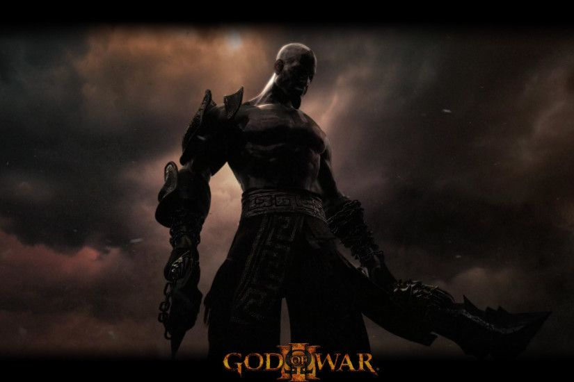 God of War III (3) Kratos Wallpaper