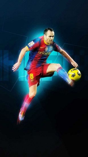 Andres Iniesta Samsung Wallpapers