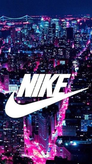 Nike Logo New York City ...