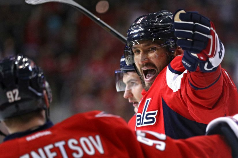 Alex Ovechkin's legend grows with picture-perfect 1,000th point | NHL |  Sporting News