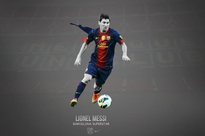 Lionel Messi 2013 Lionel Messi HD Wallpaper of Football .