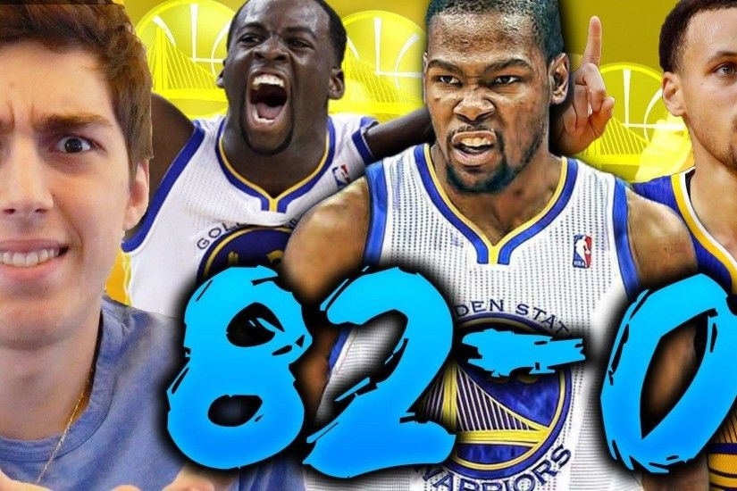 82-0 CHALLENGE - 2017 GOLDEN STATE WARRIORS WITH KEVIN DURANT! NBA .