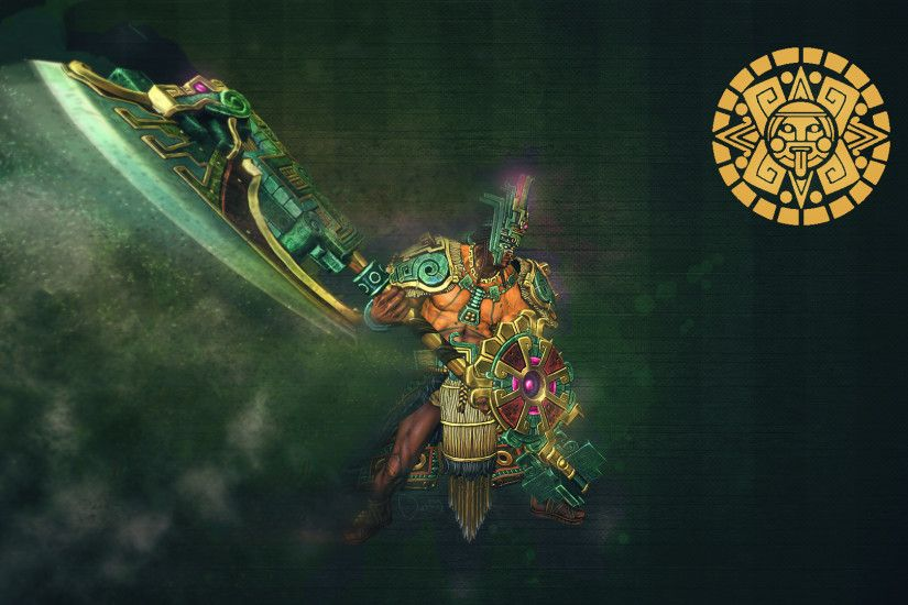 Chaac - SMITE Wallpaper by DustyMcBacon Chaac - SMITE Wallpaper by  DustyMcBacon