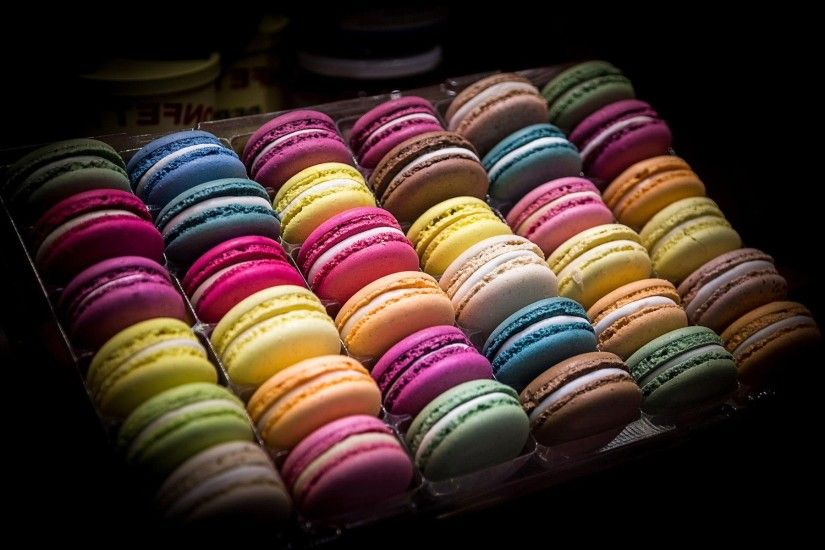 Colorful Macaroons Wallpapers Group 1920×1200 Colorful Macaroons Wallpapers  (27 Wallpapers) | Adorable
