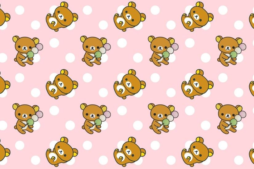 Full size: 1920 × 1080. Attached: Rilakkuma Wallpapers · « · »