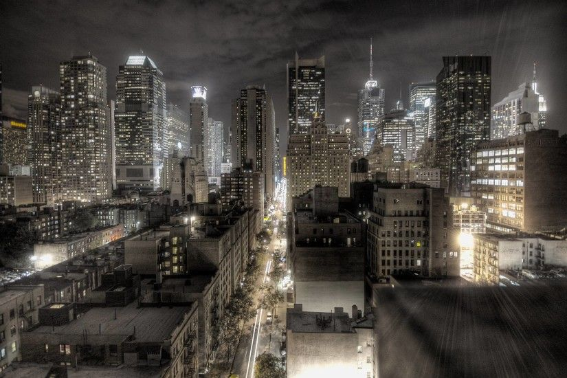 Dark Newyork city Wallpapers | HD Wallpapers