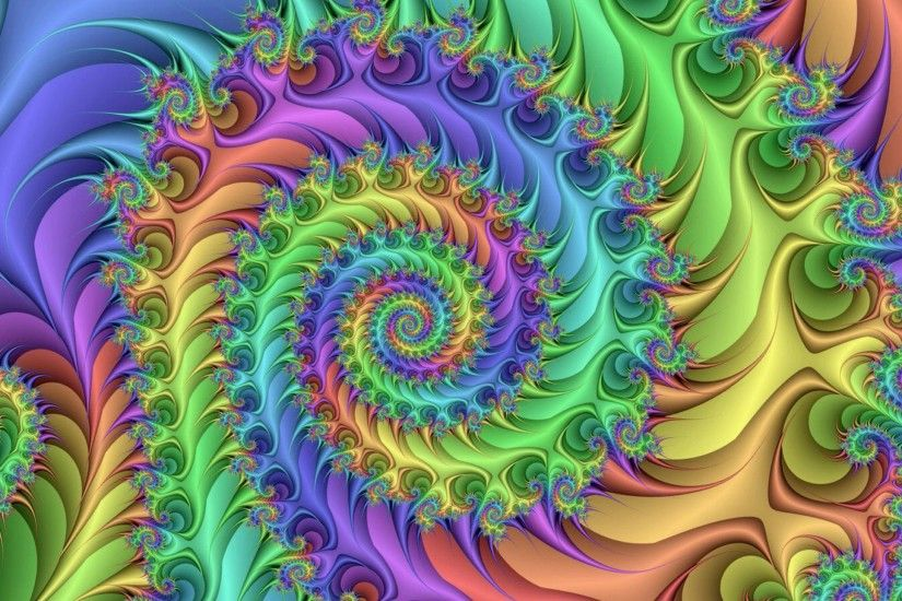 Wallpapers For > Psychedelic Trippy Wallpapers Hd