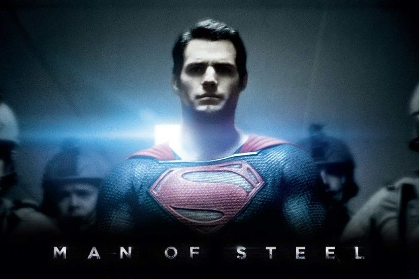 Man of Steel Wallpapers and Desktop Backgrounds