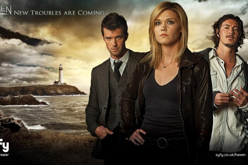 Haven Season 3 - 1 - Widescreen 1600x1200