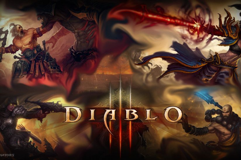diablo, wallpaper, art, chipinators