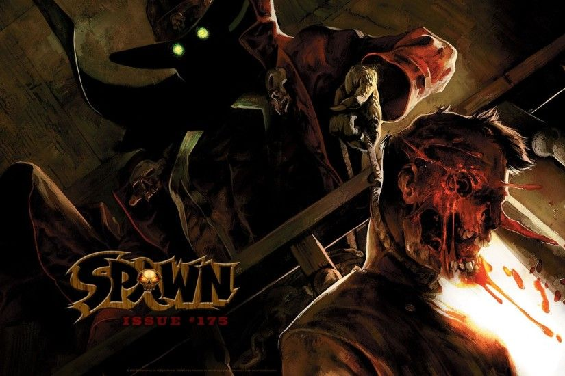 Spawn Flesh. Spawn Flesh Desktop Background