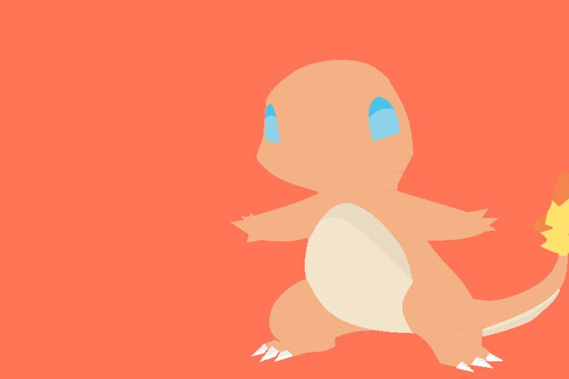 Charmander Wallpaper stretched out by MekrosX Charmander Wallpaper  stretched out by MekrosX