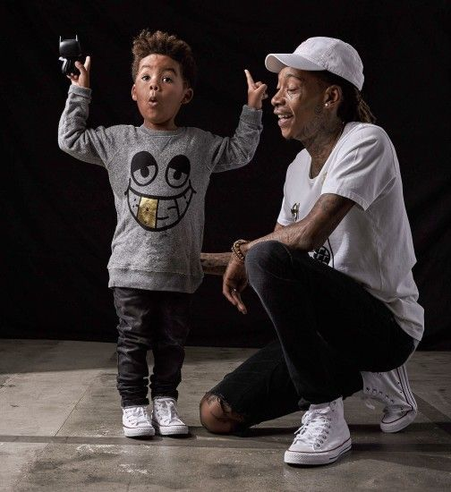 Wiz Khalifa Announces New Clothing Line Inspired by Son Sebastian: 'He's  Got My Sense of Style'