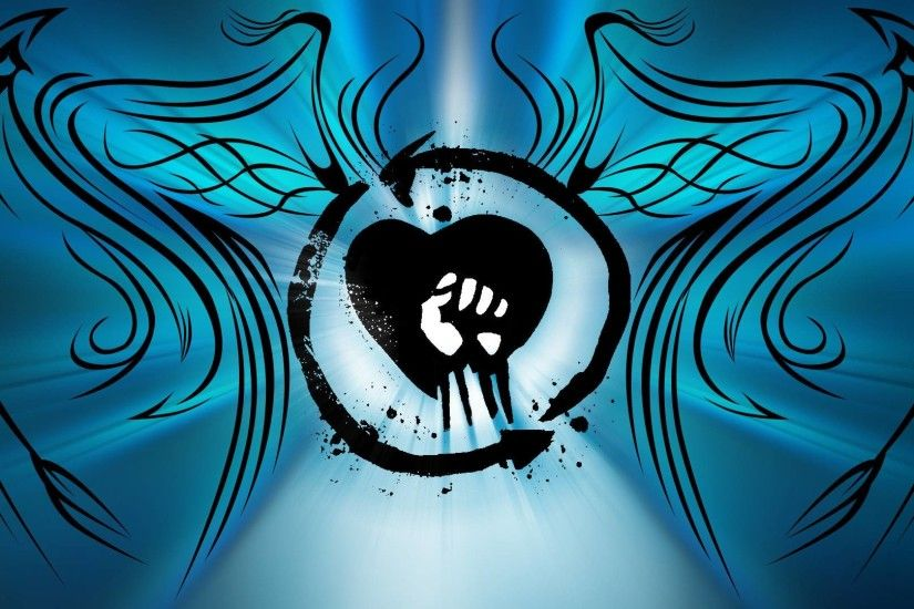 Rise Against tribal wings by Verithia on DeviantArt