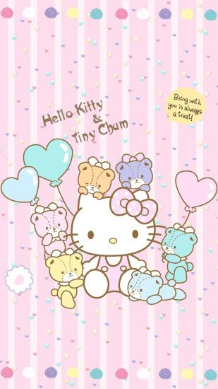Hello Kitty & Tiny Chum