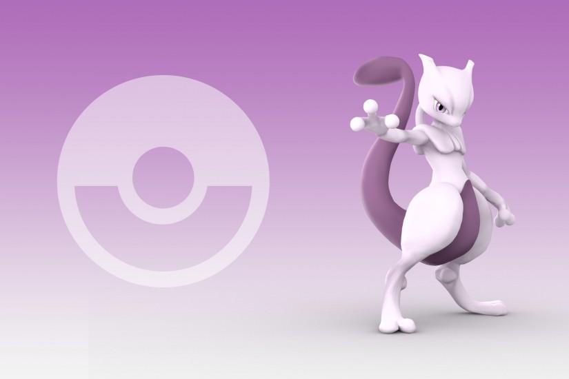 ... Mewtwo Wallpaper ...