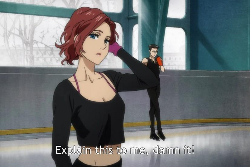 [Spoilers] Yuri!!! on Ice - Episode 2 discussion : anime
