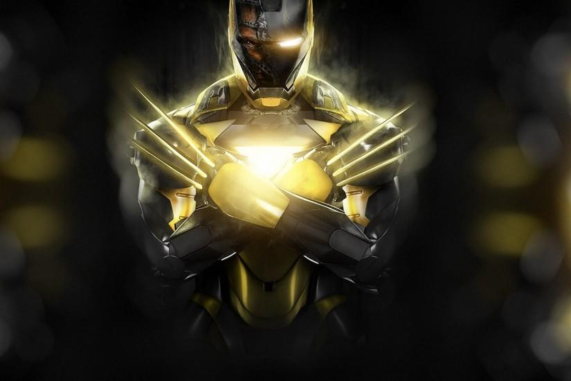 iron man wallpaper 1920x1080 hd for mobile